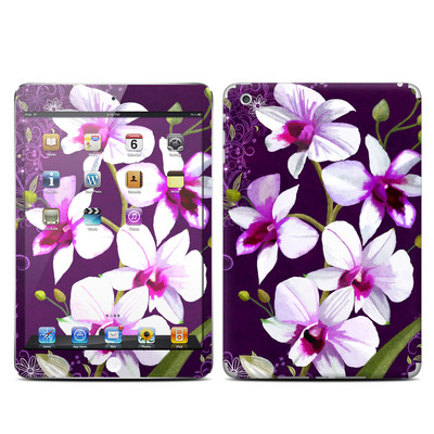 Apple iPad Mini Skin - Violet Worlds
