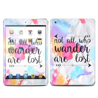 Apple iPad Mini Skin - Wander