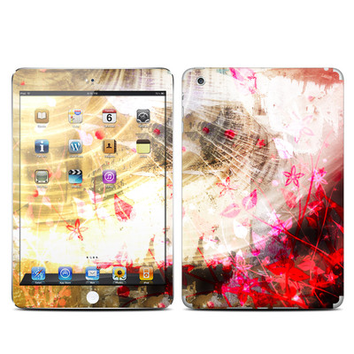 Apple iPad Mini Skin - Woodflower