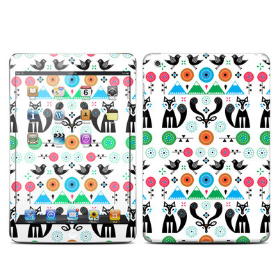 Apple iPad Mini Skin - Winter Forest