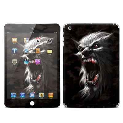 Apple iPad Mini Skin - Wolfman