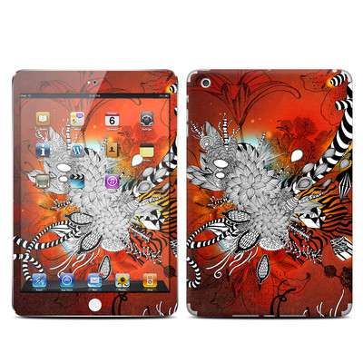 Apple iPad Mini Skin - Wild Lilly