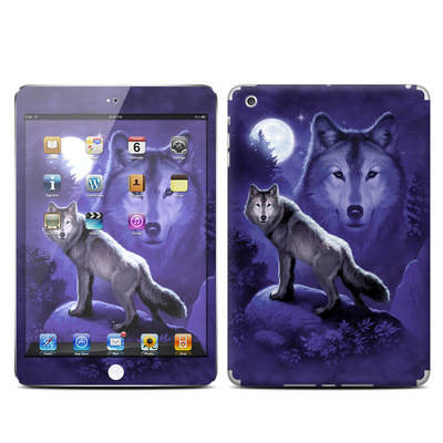 Apple iPad Mini Skin - Wolf