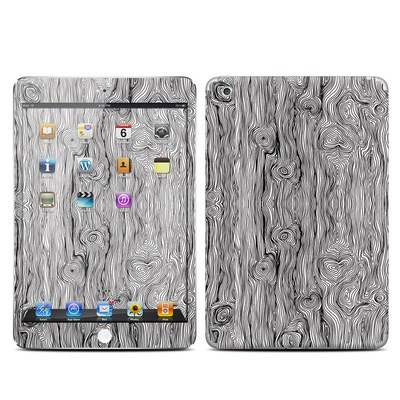 Apple iPad Mini Skin - Woodgrain
