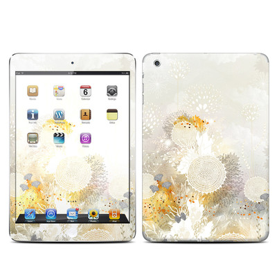 Apple iPad Mini Skin - White Velvet