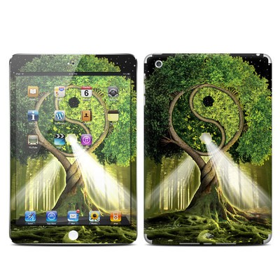 Apple iPad Mini Skin - Yin Yang Tree