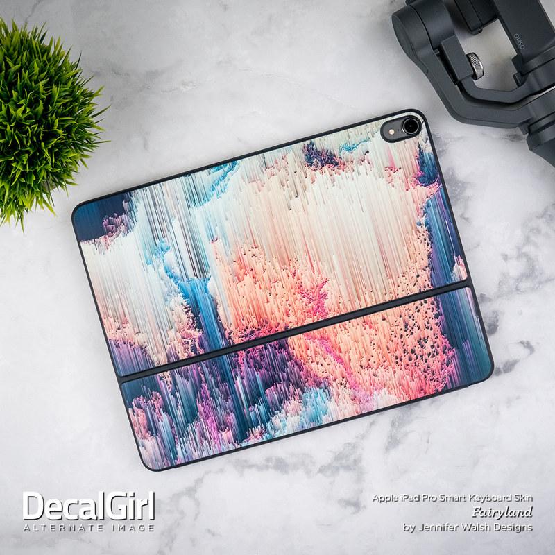 Apple iPad Pro Smart Keyboard 12 9 Inch Skin - Composition Notebook