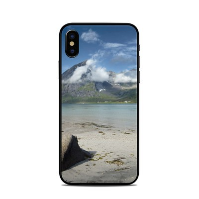 Apple iPhone X Skin - Arctic Beach