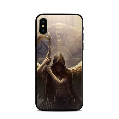 Apple iPhone X Skin - Azrael