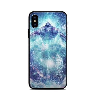 Apple iPhone X Skin - Become Something