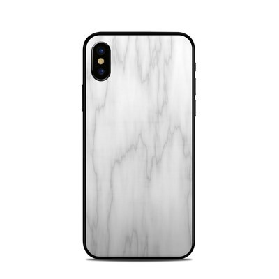 Apple iPhone X Skin - Bianco Marble