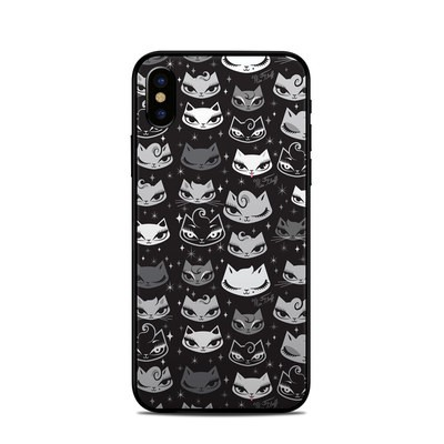 Apple iPhone X Skin - Billy Cats