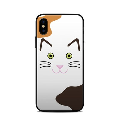 Apple iPhone X Skin - Bandit the Cat