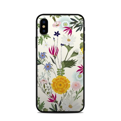 Apple iPhone X Skin - Bretta
