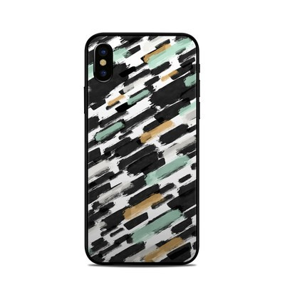 Apple iPhone X Skin - Brushin Up