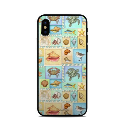 Apple iPhone X Skin - By The Shore