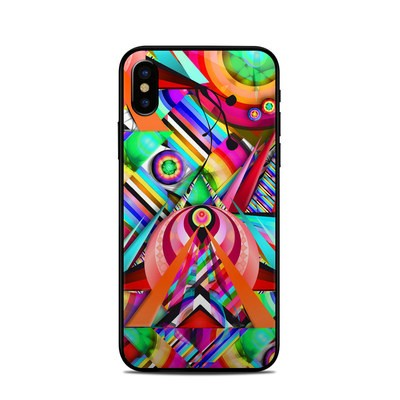 Apple iPhone X Skin - Calei