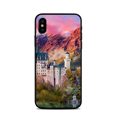 Apple iPhone X Skin - Castle Majesty