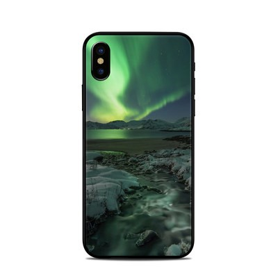 Apple iPhone X Skin - Chasing Lights