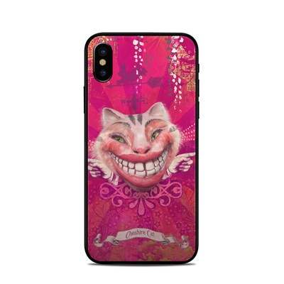 Apple iPhone X Skin - Cheshire