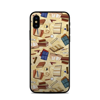 Apple iPhone X Skin - Deep In Thought