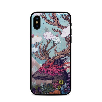 Apple iPhone X Skin - Deer Spirit