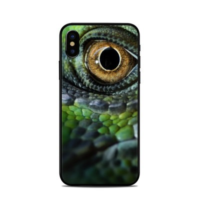 Apple iPhone X Skin - Dragon Eye