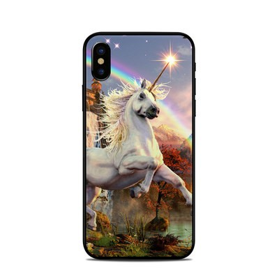 Apple iPhone X Skin - Evening Star