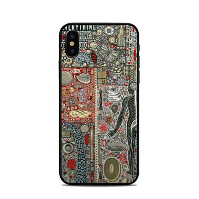Apple iPhone X Skin - Everything and Nothing