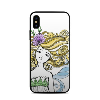 Apple iPhone X Skin - Fairy Breeze