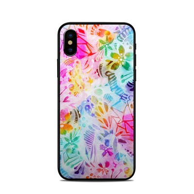 Apple iPhone X Skin - Fairy Dust