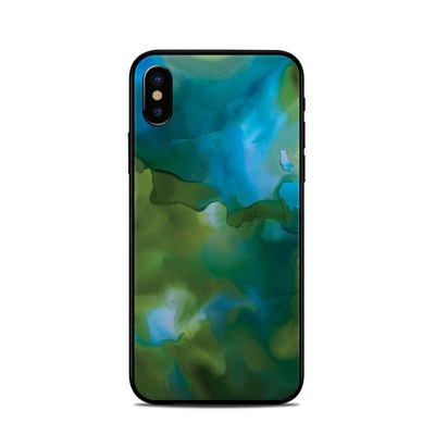 Apple iPhone X Skin - Fluidity