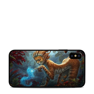 Apple iPhone X Skin - Ghost Centipede