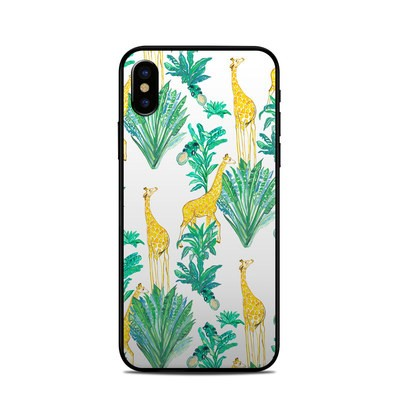 Apple iPhone X Skin - Girafa