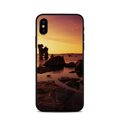 Apple iPhone X Skin - Gotland Rauks