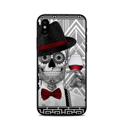 Apple iPhone X Skin - Mr JD Vanderbone