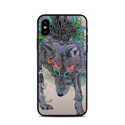 Apple iPhone X Skin - Journeying Spirit