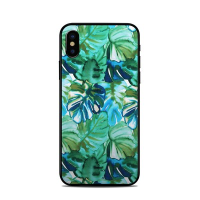 Apple iPhone X Skin - Jungle Palm