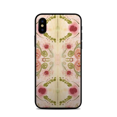 Apple iPhone X Skin - Kali Floral