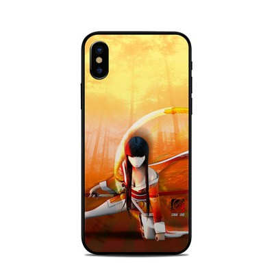 Apple iPhone X Skin - Kokeshi 4