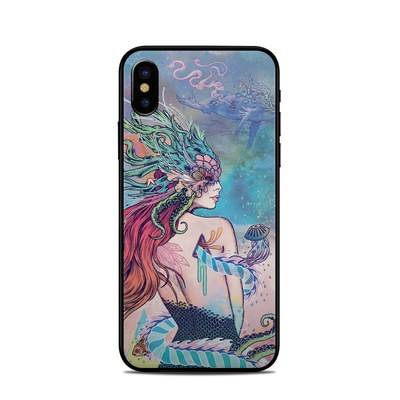 Apple iPhone X Skin - Last Mermaid