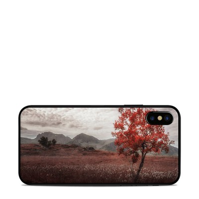 Apple iPhone X Skin - Lofoten Tree