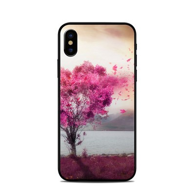 Apple iPhone X Skin - Love Tree