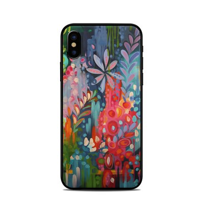 Apple iPhone X Skin - Lush
