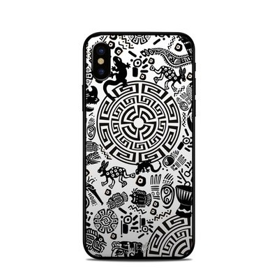 Apple iPhone X Skin - Mayan Madness