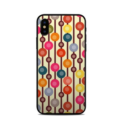 Apple iPhone X Skin - Mocha Chocca