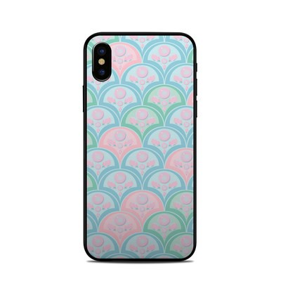 Apple iPhone X Skin - Mermaid Gem