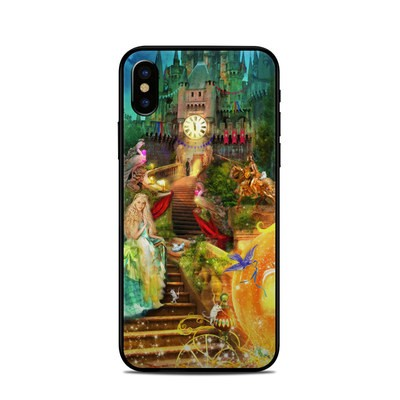 Apple iPhone X Skin - Midnight Fairytale