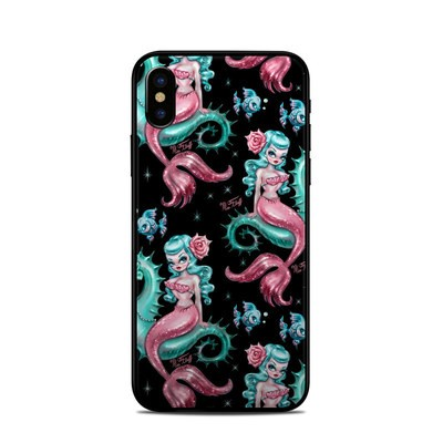 Apple iPhone X Skin - Mysterious Mermaids