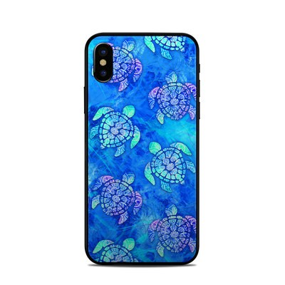 Apple iPhone X Skin - Mother Earth